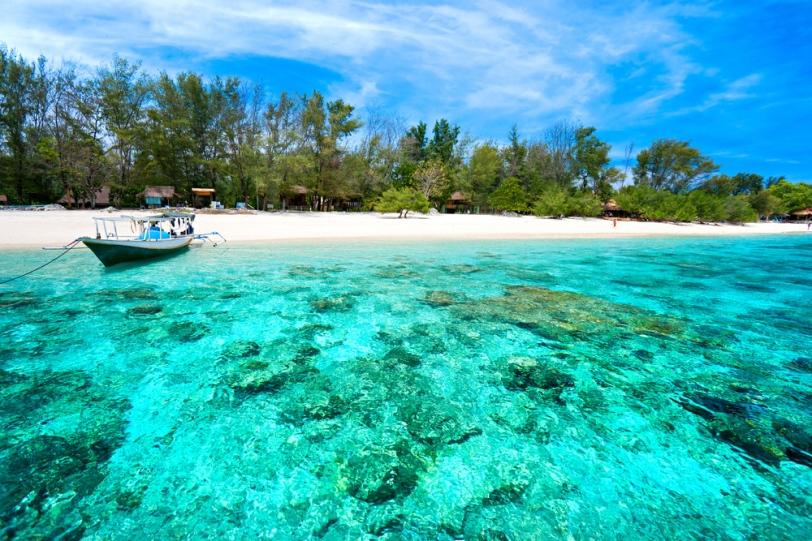 Gili Trawangan, Lombok