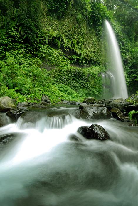 Air Terjun Sendang Gile, Lombok